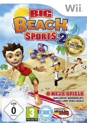 Vorschaubild des Artikels Big Beach Sports 2