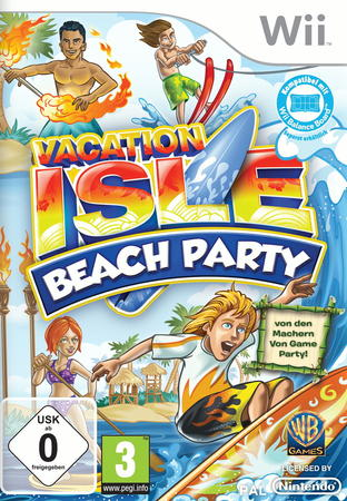 Vorschaubild des Artikels Vacation Isle: Beach Party