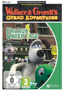 Vorschaubild des Artikels Wallace & Gromit's Great Adventures