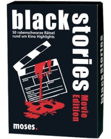 Vorschaubild des Artikels black stories: Movie Edition