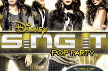 Disney Sing It Pop Party
