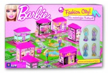 Vorschaubild des Artikels Barbie Fashion City