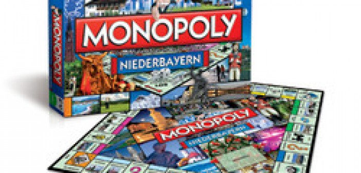 niederbayern monopoly ratgeberspiel. Black Bedroom Furniture Sets. Home Design Ideas