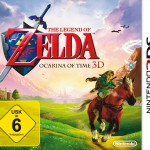 Vorschaubild des Artikels The Legend Of Zelda: Ocarina Of Time 3D