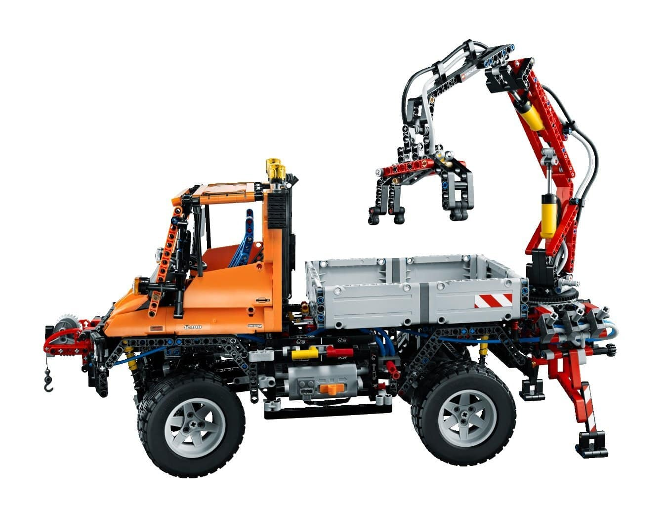 lego technic unimog u400 ratgeberspiel. Black Bedroom Furniture Sets. Home Design Ideas