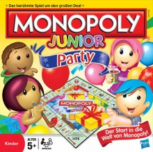 Vorschaubild des Artikels Monopoly Junior Party