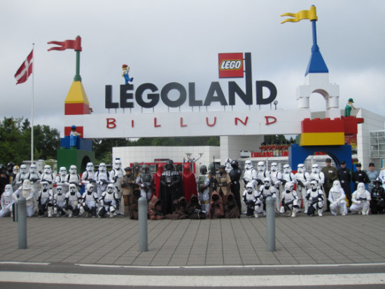 Star Wars Event_LEGOLAND
