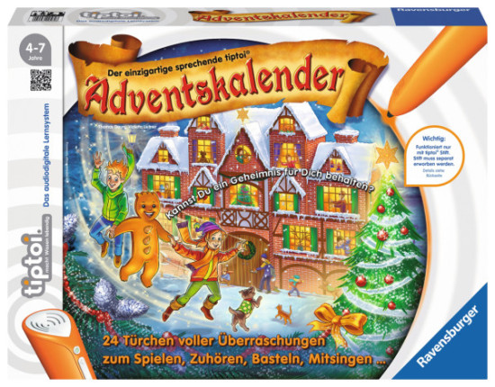 tiptoi Adventskalender_Packshot