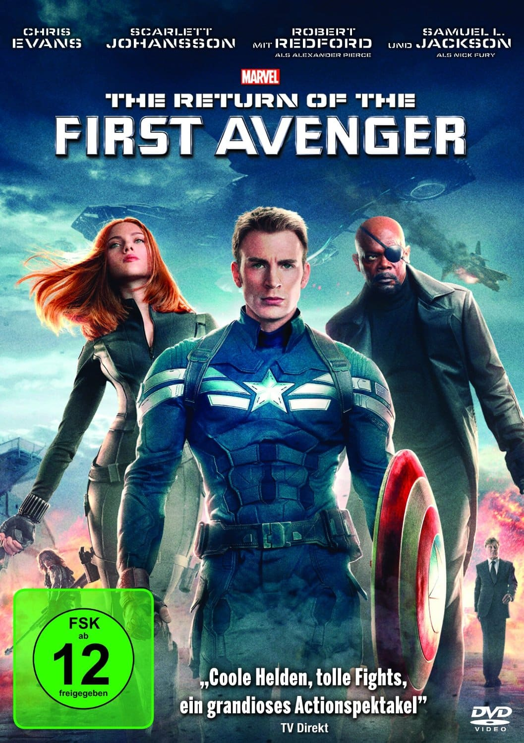 the return of the first avenger netflix