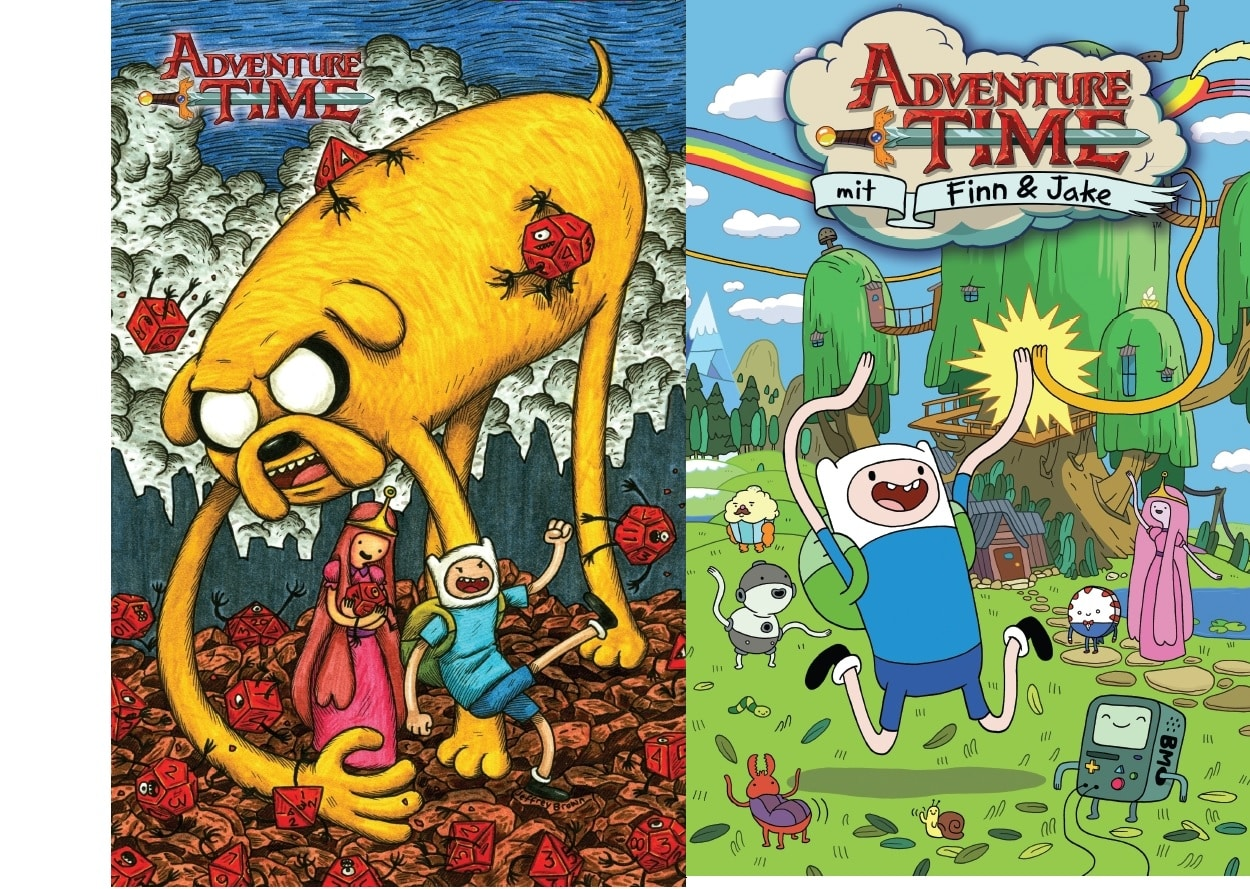 adventure time spiele