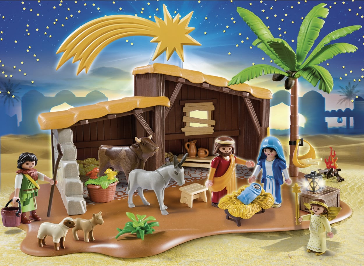 neue adventskalender von playmobil ratgeberspiel. Black Bedroom Furniture Sets. Home Design Ideas