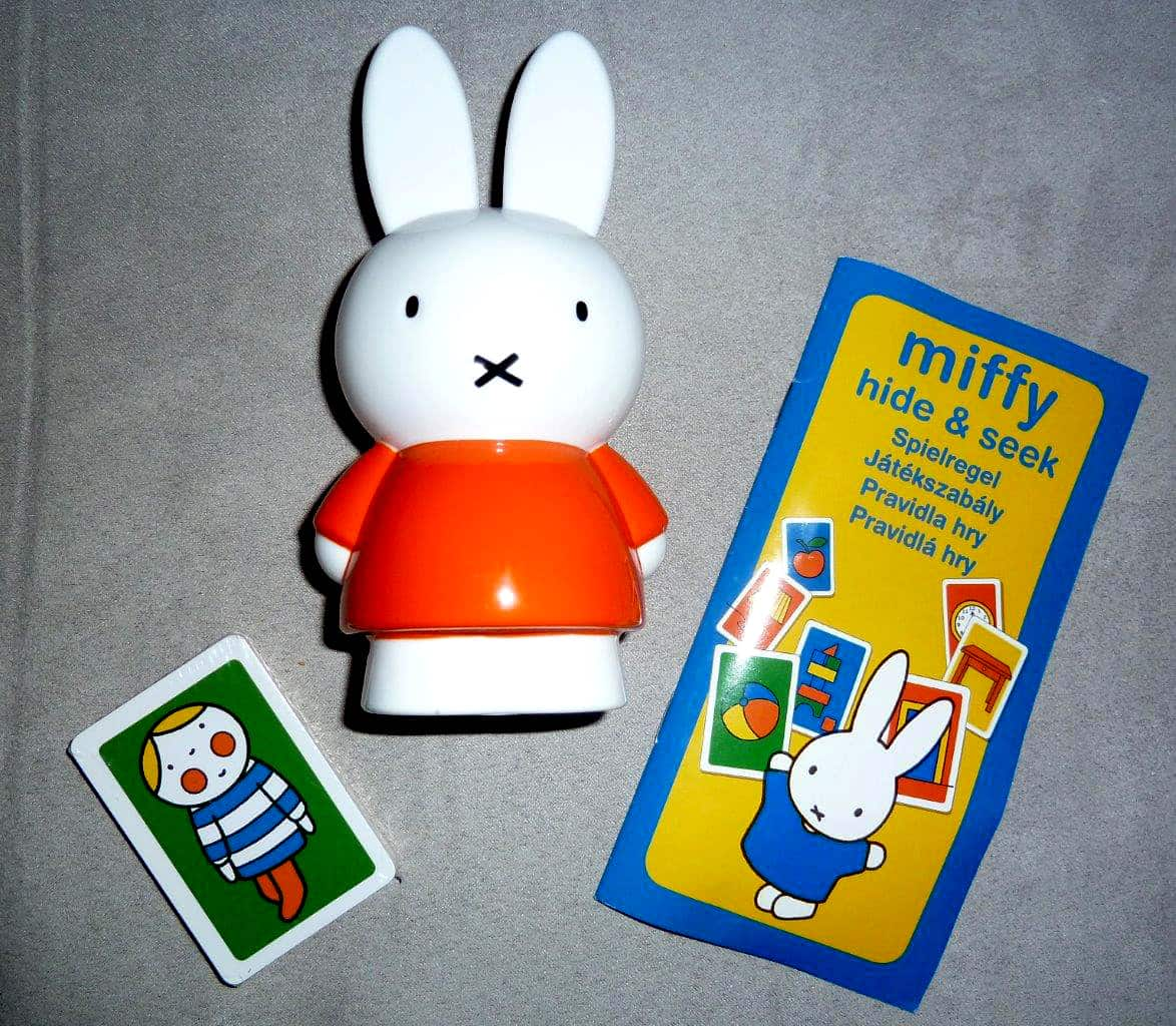 miffy ratgeberspiel. Black Bedroom Furniture Sets. Home Design Ideas