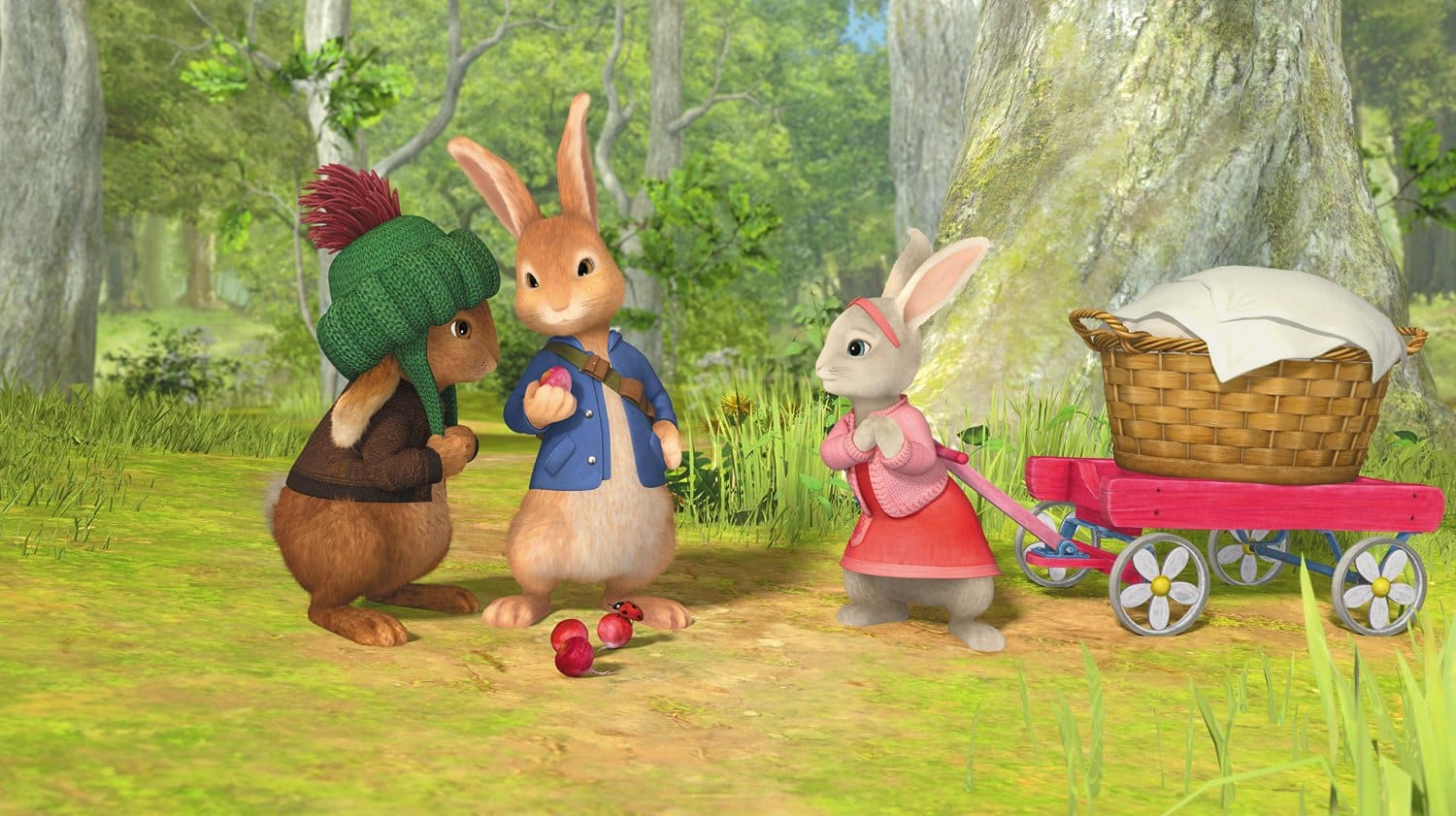 Peter Hase Serie