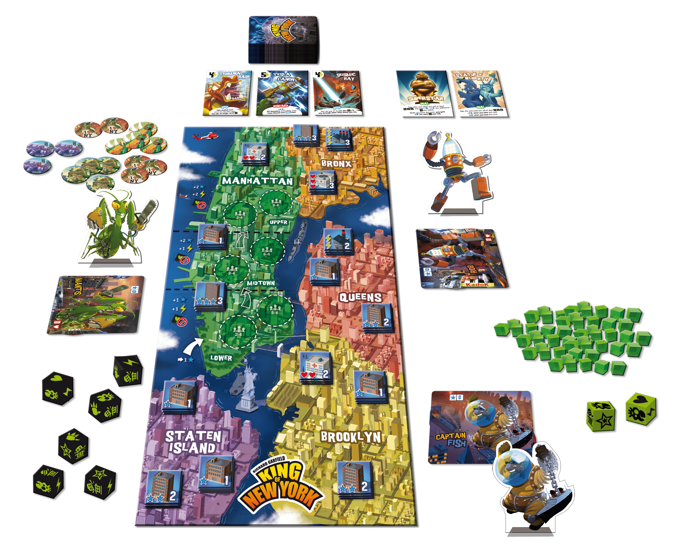 king-of-new-york_spiel