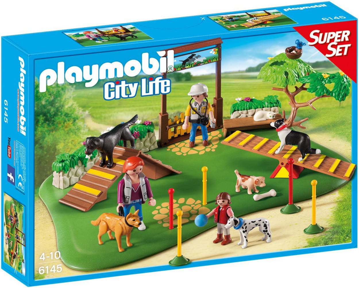 playmobil super set hundeschule ratgeberspiel. Black Bedroom Furniture Sets. Home Design Ideas