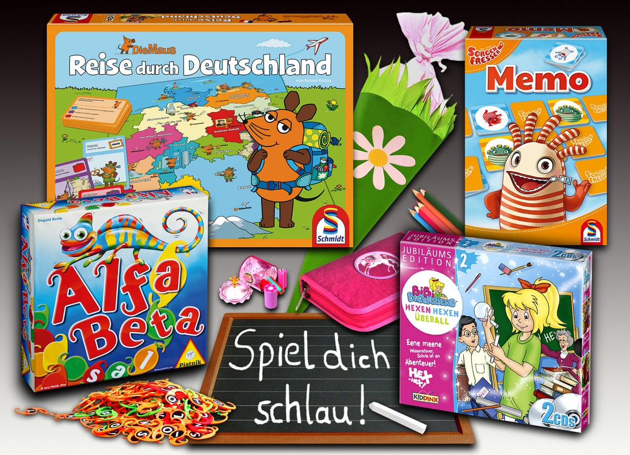 Spiele Schulanfang