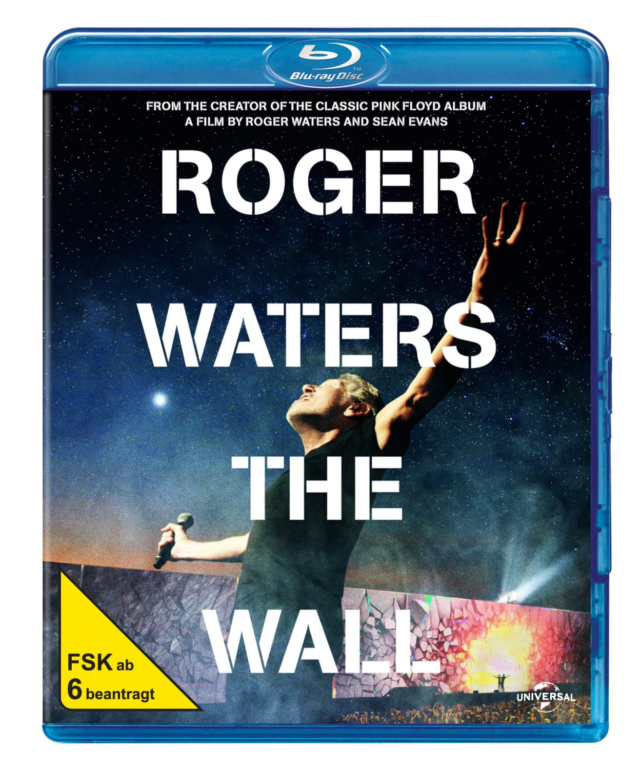 Roger Waters THE WALL - Ratgeberspiel