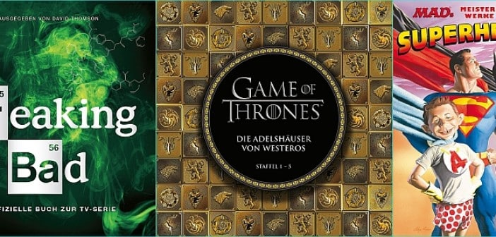 Game of Thrones, Breaking Bad und MAD!