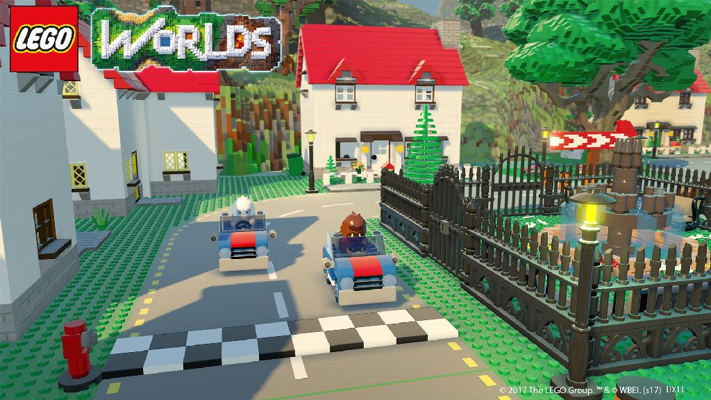 Warner Bros. Interactive Entertainment | LEGO Group