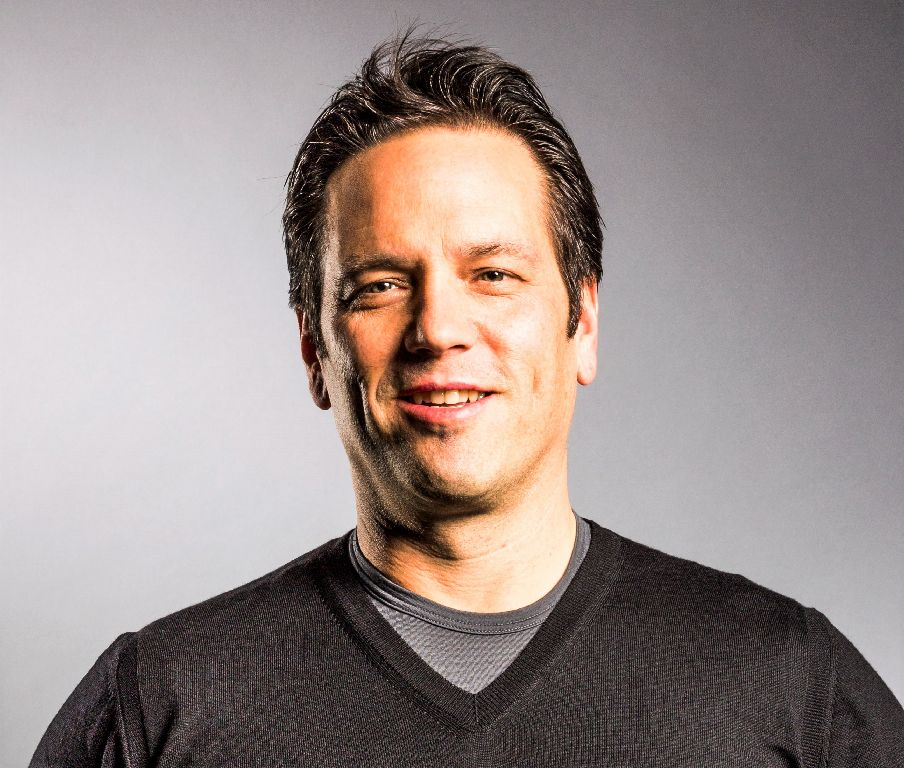Phil Spencer Color Headshot