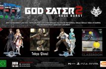 GOD EATER™ RESURRECTION&©BANDAI NAMCO ENTERTAINMENT INC