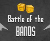 Gamestorm's Battle of the Bands – Mit Plastikinstrumenten das Publikum rocken