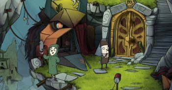 The Inner World: Der letzte Windmönch | Studio Fizbin | Headup Games