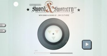 Superbrothers: Sword and Sworcery EP | Bildschirmaufnahme