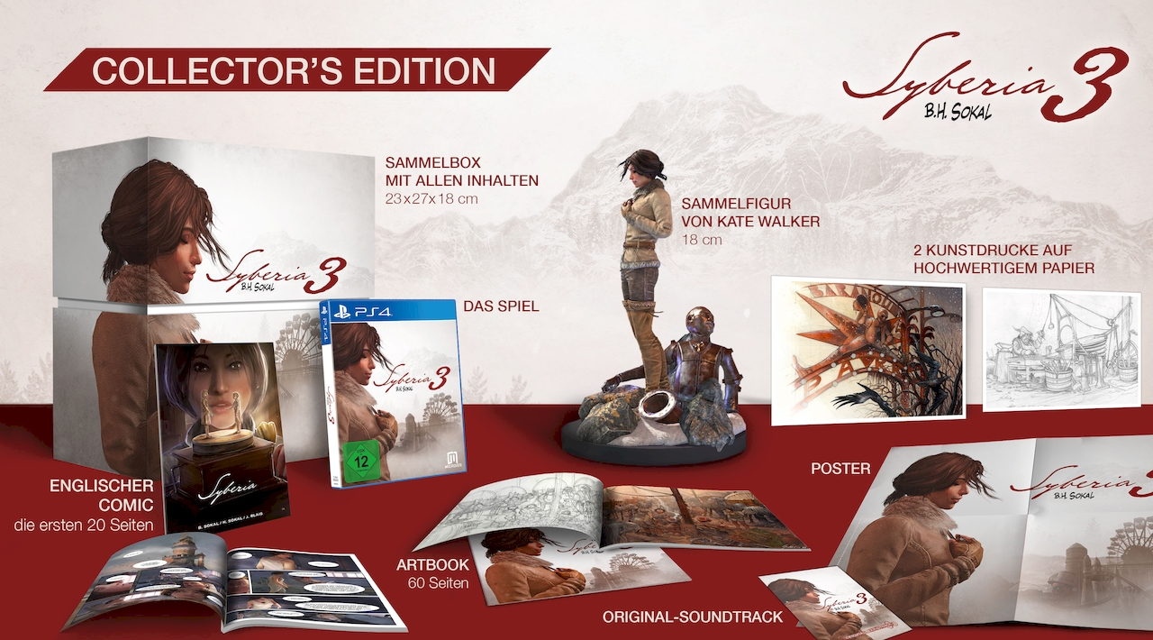 Syberia 3 | astragon Entertainment GmbH und astragon Sales & Services GmbH