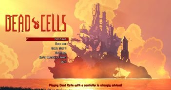 Dead Cells | Bildschirmaufnahme der Early Access Version