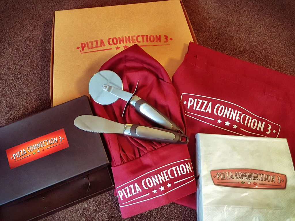 Pizza Connection 3 | ASSEMBLE Entertainment GmbH