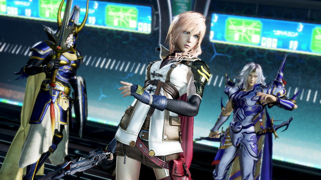 DISSIDIA FINAL FANTASY NT | Square Enix
