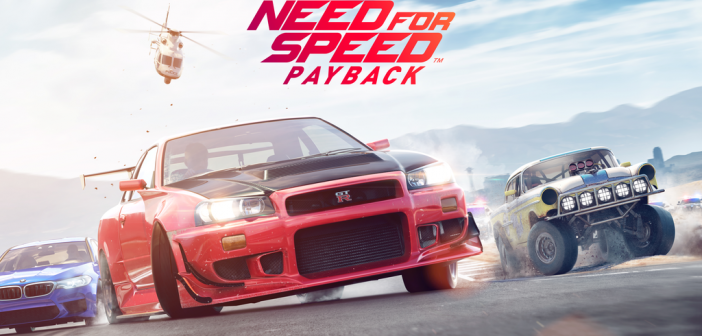 Need for Speed Payback | Electronic Arts | BMW Group