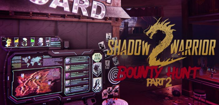 Shadow Warrior 2 | Flying Wild Hog | Devolver Digital