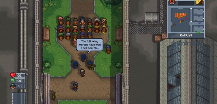 The Escapists 2 | Team17 Digital Ltd