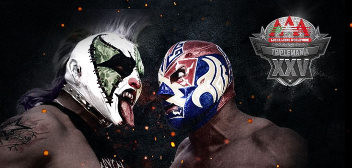 Lucha Libre AAA Worldwide | Twitch