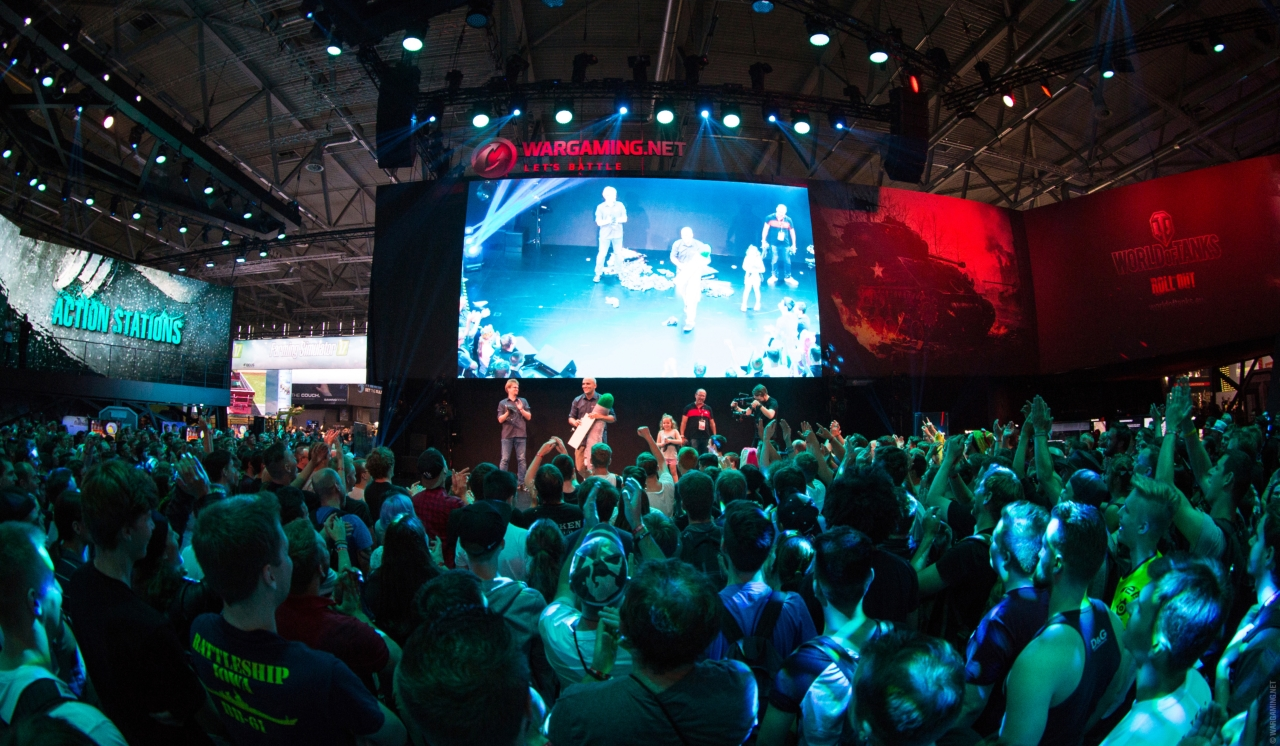 gamescom 16 | © Wargaming
