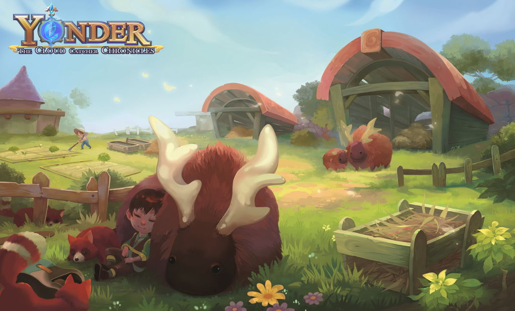 Yonder: The Cloud Catcher Chronicles   Headup Games