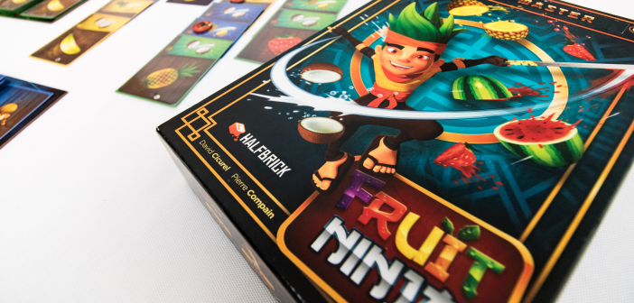 3-2-1-Ninja – Fruit Ninja: The Card Game Kickstarter Preview