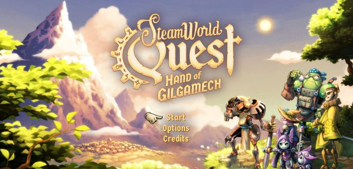 SteamWorld Quest – Hand of Gilgamech im Test